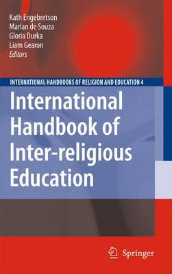 International Handbook of Inter-religious Education image