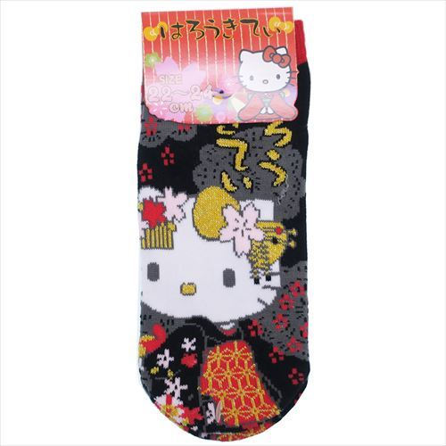 50c2f695c Hello Kitty Cherry Trees At Evening - Character Socks | Women's | at ...