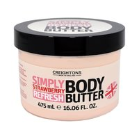 Creightons: Simply Strawberry Refresh Body Butter (475ml)