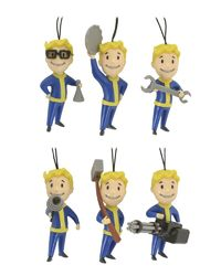 Fallout 76: Xmas Decorations (6 Pack)