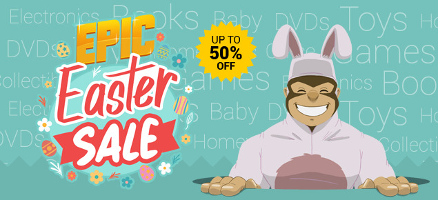 Epic Easter Sale