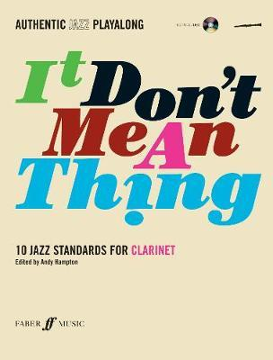 It Don't Mean A Thing (Clarinet) image