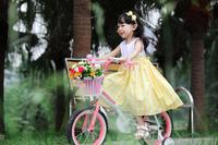 """RoyalBaby: Jenny G-4 - 16"""" Girl's Bike (White) image"""