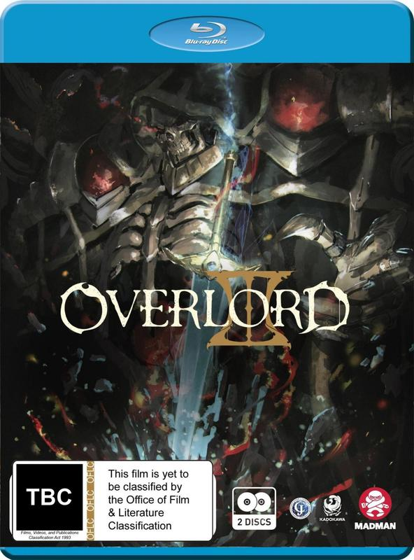 Overlord - Complete Season 3 on Blu-ray