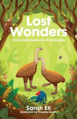 Lost Wonders by Sarah Ell