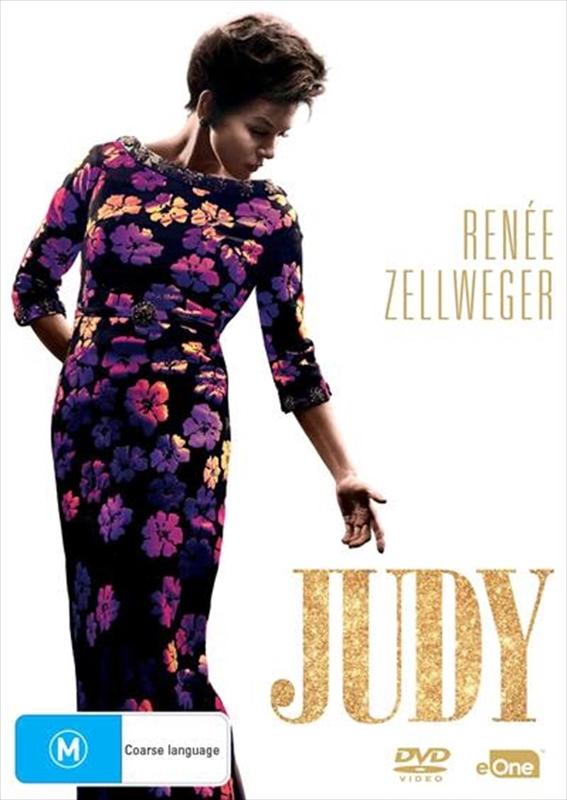 Judy on DVD