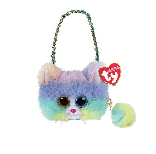 Ty Gear: Plush Purse - Heather