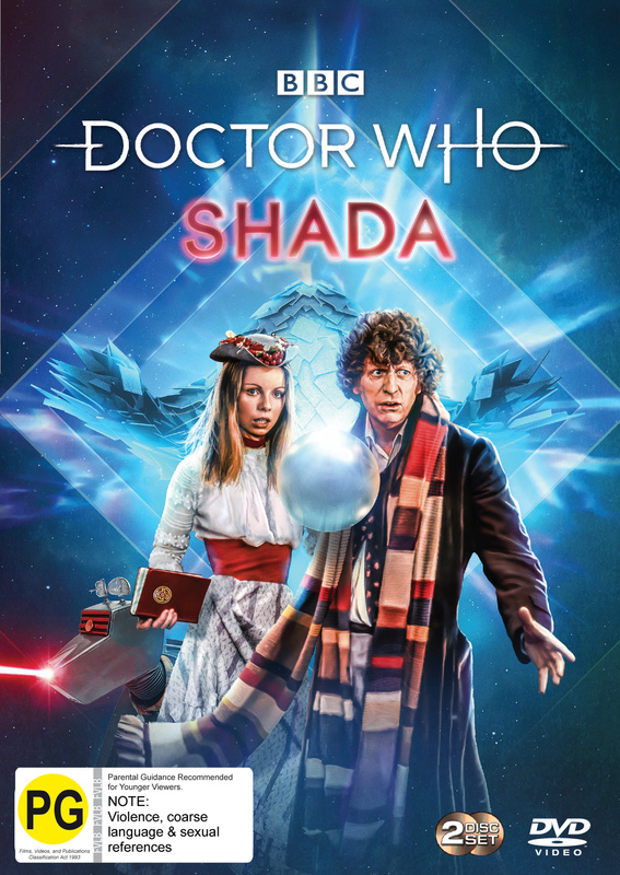 Dr Who Shada on DVD
