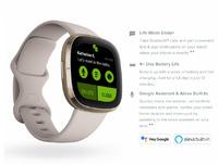 Fitbit Sense Smartwatch (Carbon/Graphite)