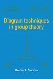 Diagram Techniques in Group Theory by Geoffrey E. Stedman