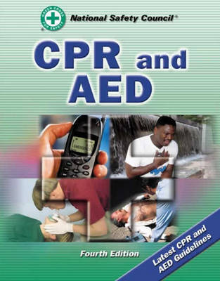 CPR and AED by National Safety Council