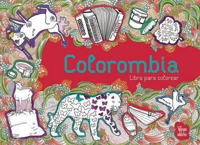 Colorombia: Libro Para Colorear