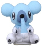 Pokemon - Moving Cubchoo Plush