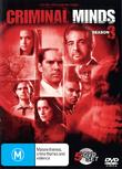 Criminal Minds - Season 3 (5 Disc Set) DVD