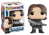 Captain America 3 - Winter Soldier Pop! Vinyl Figure image