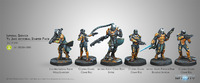 Infinity: Imperial Service Yu Jing Sectorial Starter Pack