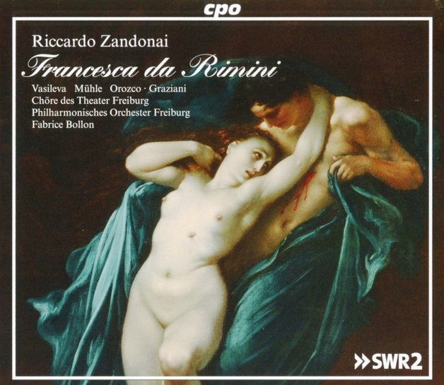 Riccardo Zandonai: Francesca da Rimini by Various Artists