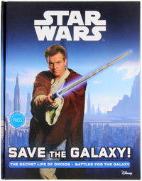 Star Wars Save The Galaxy