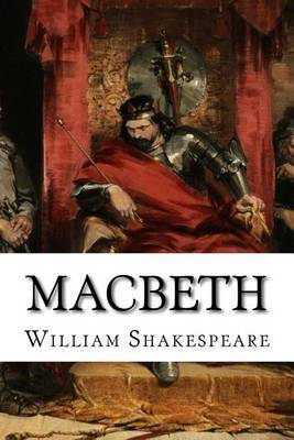 the use of imagery in macbeth by william shakespeare