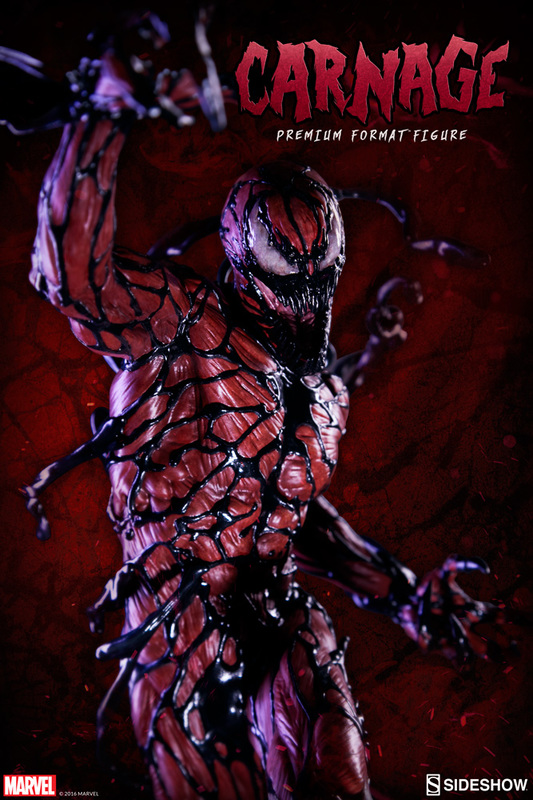 Marvel: Carnage - Premium Format Figure