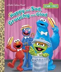 LGB Happy And Sad, Grouchy And Glad (Sesame Street) by Constance Allen