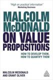 Malcolm McDonald on Value Propositions by Malcolm McDonald