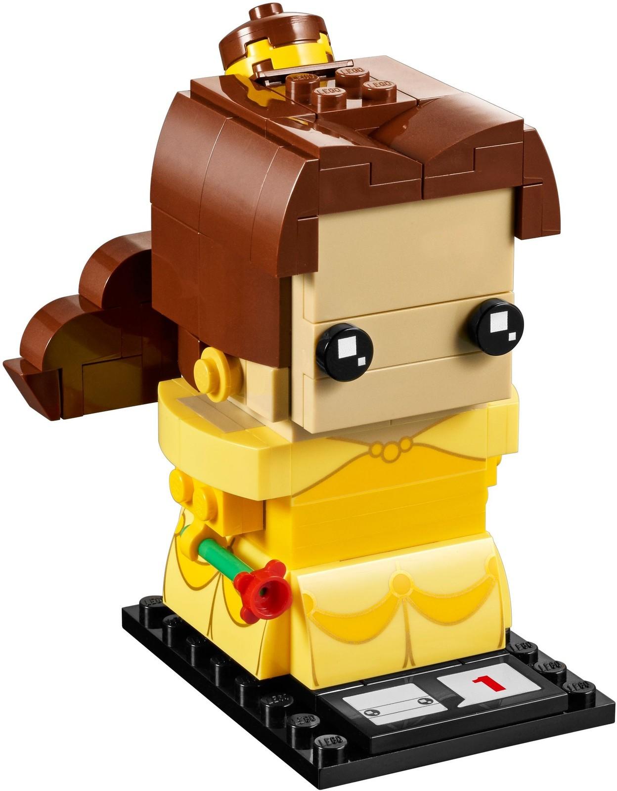 LEGO Brickheadz - Belle (41595) image