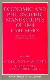 The Economic And Philosophic Manuscripts Of 1844 And The Communist Manifesto by Karl Marx image