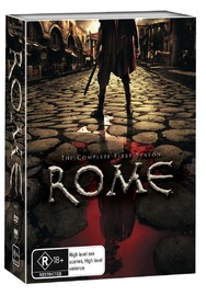 Rome - Complete Season 1 (6 Disc Box Set) on DVD