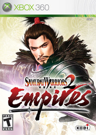 Samurai Warriors 2: Empires for Xbox 360