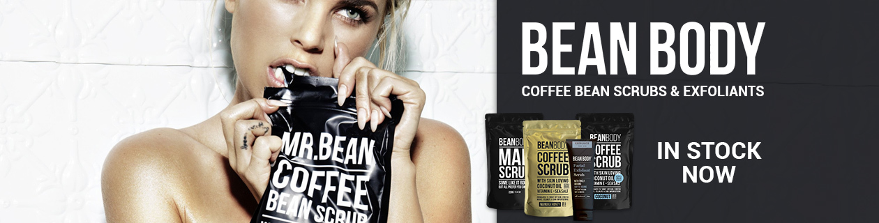 Bean Body Coffee Scrubs just landed!