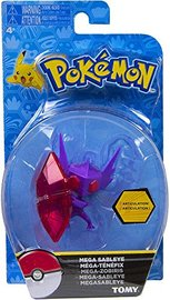 Pokémon: Action Pose Mega Sableye - Figure