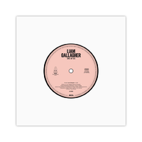 """One Of Us (7"""") [Etched] by Liam Gallagher"""