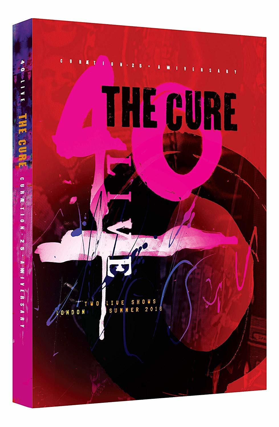 Curaetion - 25 Anniversary by The Cure image