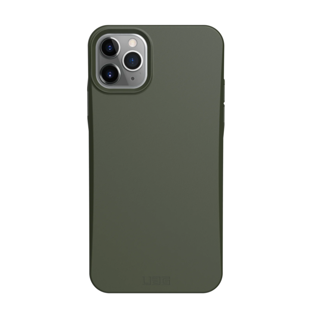 UAG: Outback Biodegradable Case - For iPhone Pro Max 11 (Olive)