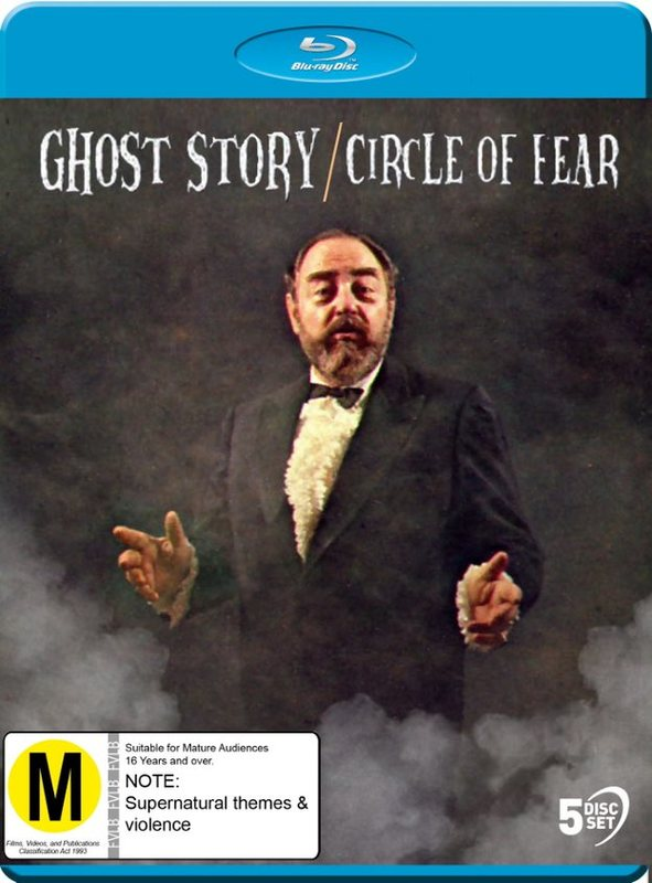 Ghost Story (aka Circle Of Fear) - The Complete Series on Blu-ray
