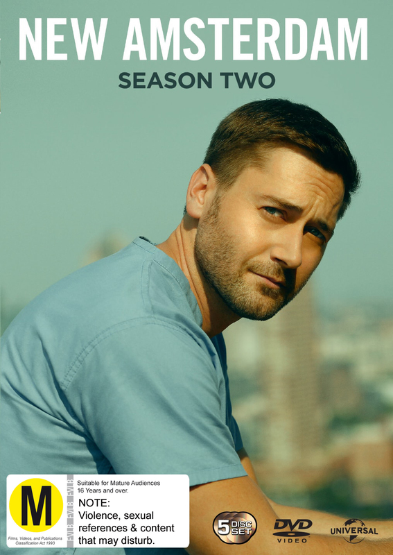 New Amsterdam - Season 2 on DVD