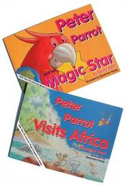 Peter Parrot and His Magic Star by Jenny Dent image
