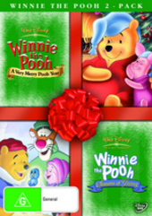 Winnie The Pooh 2-Pack (A Very Merry Pooh Year / Seasons Of Giving) (2 Disc Set) on DVD