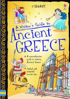 Ancient Greece by Lesley Sims