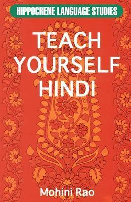 Teach Yourself Hindi by Mohini Rao