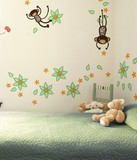 Wee Gallery Mango Tree Monkey Graphics