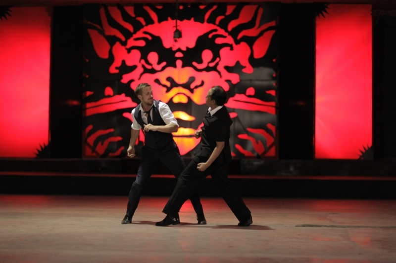 Only God Forgives on Blu-ray image