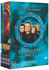 Stargate SG-1 - Complete Season 7 Box Set (6 Disc) on DVD