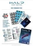 Halo: Fleet Battles - UNSC Commander Pack
