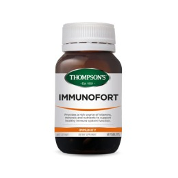 Thompsons Immunofort (120 Tablets) image