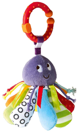 Mamas & Papas: Linkie Toy - Octopus