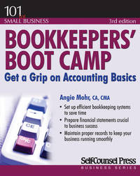 Bookkeepers' Boot Camp by Angie Mohr