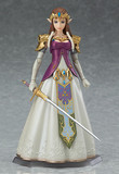 Legend of Zelda: Zelda (Twilight Princess Ver.) - DX Edition Figma Figure