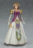 Legend of Zelda: Zelda (Twilight Princess Ver.) - DX Edition Figma Figure